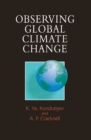 Observing Global Climate Change - eBook