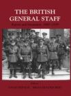 British General Staff : Reform and Innovation - eBook