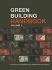 Green Building Handbook: Volume 1 : A Guide to Building Products and their Impact on the Environment - eBook