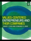 Values-Centered Entrepreneurs and Their Companies - eBook