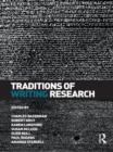 Traditions of Writing Research - eBook
