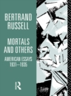 Mortals and Others, Volume I : American Essays 1931-1935 - eBook