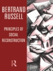 Principles of Social Reconstruction - eBook