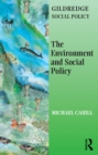 The Environment and Social Policy - eBook