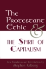 The Protestant Ethic and the Spirit of Capitalism - eBook