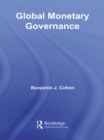 Global Monetary Governance - eBook