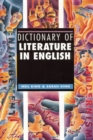 Dictionary of Literature in English - eBook