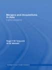 Mergers and Acquisitions in Asia : A Global Perspective - eBook