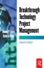 Breakthrough Technology Project Management - eBook