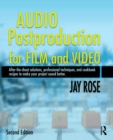 Audio Postproduction for Film and Video - eBook