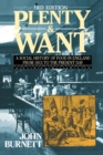 Plenty and Want : A Social History of Food in England from 1815 to the Present Day - eBook