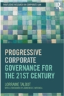 Progressive Corporate Governance for the 21st Century - eBook