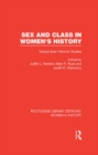 Sex and Class in Women's History : Essays from Feminist Studies - eBook