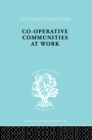 Co-Operative Communities at Work - eBook