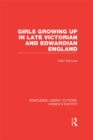 Girls Growing Up in Late Victorian and Edwardian England - eBook