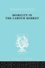 Mobility in the Labour Market : Employment Changes in Battersea and Dagenham - eBook