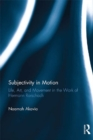 Subjectivity in Motion : Life, Art, and Movement in the Work of Hermann Rorschach - eBook