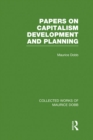 Papers on Capitalism, Development and Planning - eBook