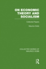 On Economic Theory & Socialism : Collected Papers - eBook