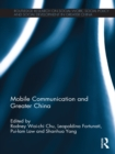 Mobile Communication and Greater China - eBook