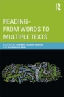 Reading - From Words to Multiple Texts - eBook