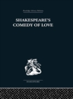 Shakespeare's Comedy of Love - eBook