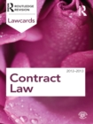 Contract Lawcards 2012-2013 - eBook