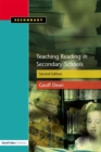 Teaching Reading in the Secondary Schools - eBook