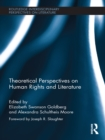 Theoretical Perspectives on Human Rights and Literature - eBook
