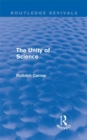 The Unity of Science - eBook