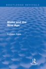Blake and the New Age (Routledge Revivals) - eBook