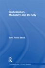 Globalization, Modernity and the City - eBook
