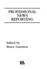 Professional News Reporting - eBook