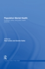 Population Mental Health : Evidence, Policy, and Public Health Practice - eBook