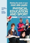 Meeting the Needs of Your Most Able Pupils in Physical Education & Sport - eBook