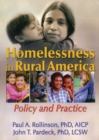Homelessness in Rural America : Policy and Practice - eBook