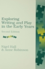 Exploring Writing and Play in the Early Years - eBook