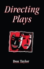 Directing Plays - eBook