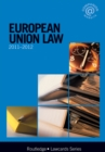 European Union Lawcards 2011-2012 - eBook