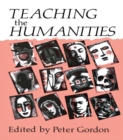Teaching the Humanities - eBook
