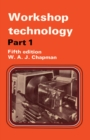 Workshop Technology Part 1 - eBook