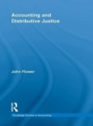 Accounting and Distributive Justice - eBook