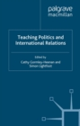 Teaching Politics and International Relations - eBook