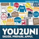 You2Uni : Decide. Prepare. Apply. - Book