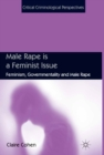 Male Rape is a Feminist Issue : Feminism, Governmentality and Male Rape - eBook