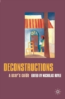 Deconstructions : A User's Guide - eBook