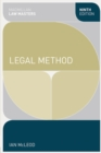 Legal Method - eBook