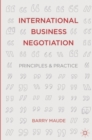 International Business Negotiation : Principles and Practice - Book