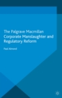 Corporate Manslaughter and Regulatory Reform - eBook