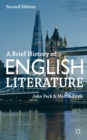 A Brief History of English Literature - Book